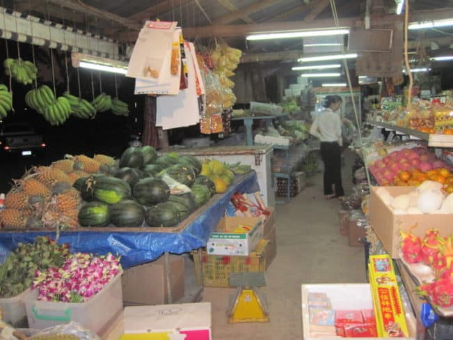 Thailand – ren madglæde