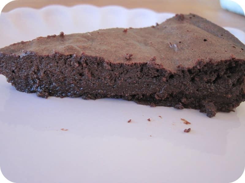 den bedste chokoladekage