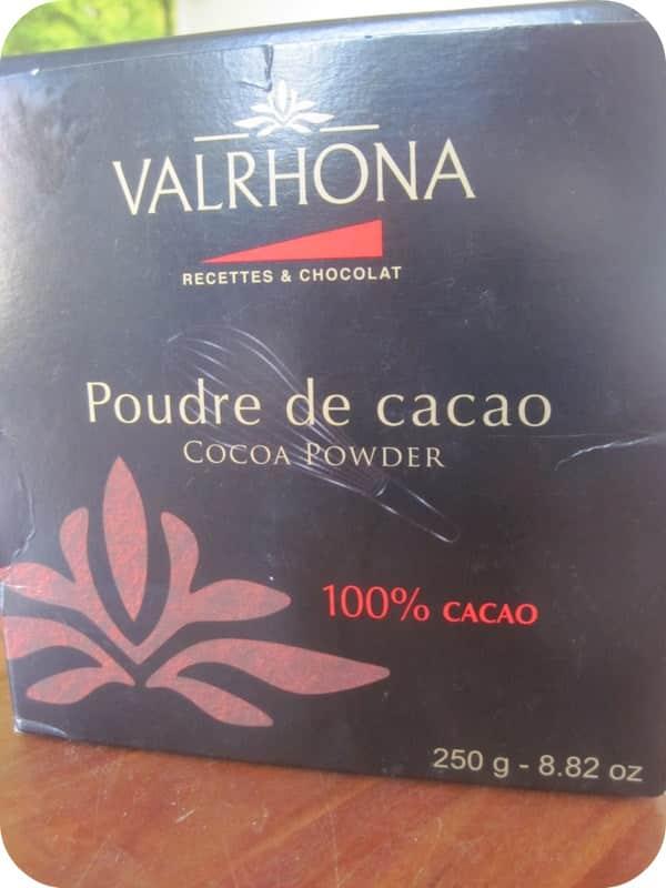 valrhona kakao irma