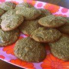 Frække cookies med appelsin og kanel - sukkerfri og uden mel