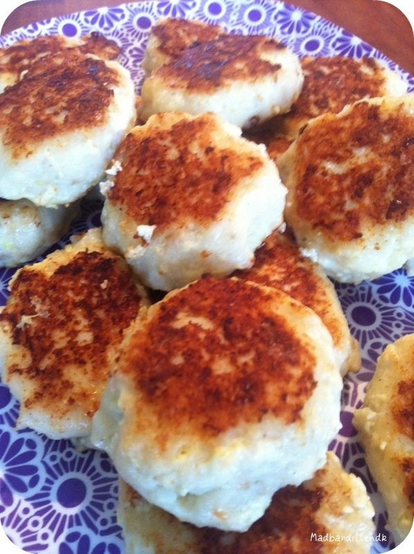 hjemmelavede fiskefrikadeller - glutenfrie