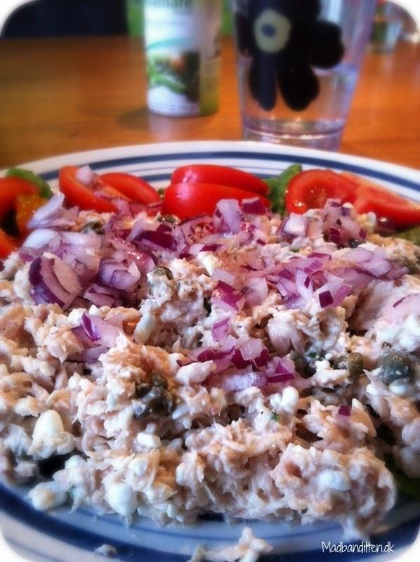 Mættende frokost: Tunsalat