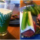 Grøn morgenmad