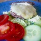 cheeseburger LCHF low carb high fat