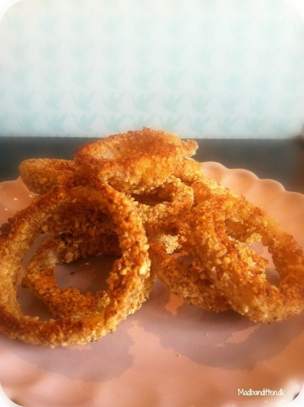 onion rings LCHF low carb high fat