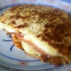 LCHF toast på blomkålsbrød
