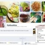 LCHF-Madbanditten på Facebook
