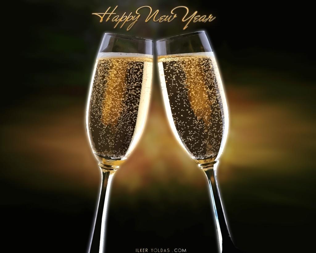 Godt nytår!