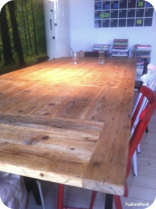 drivtømmer bord
