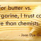 Smør eller margarine?