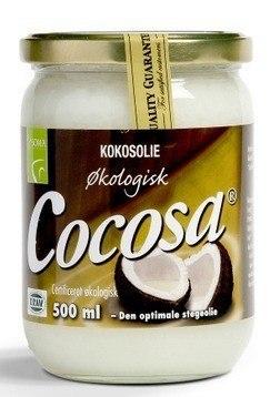 Kokosolie uden smag