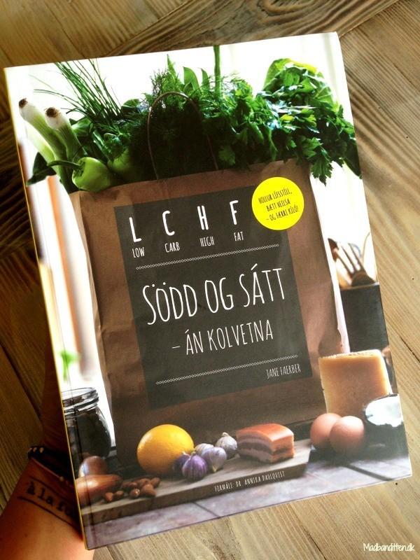 Icelandic LCHF book - Jane Faerber