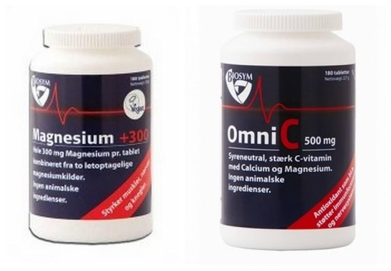 syreneutraliserende piller