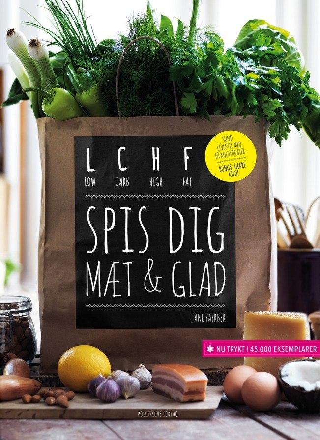 Vind SPIS DIG MÆT & GLAD – med nyt cover!