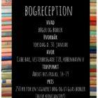 invitation til bogreception