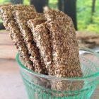 grøntsagsbrød - glutenfri - LCHF - dehydrator