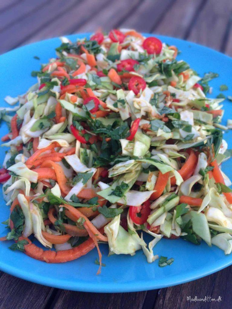 thai-salat - Madbanditten.dk