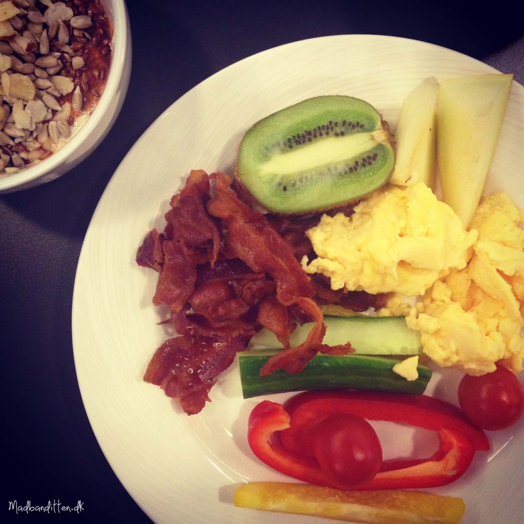 scandic morgenmad LCHF