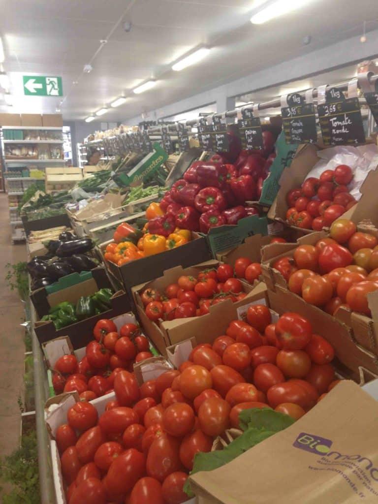BIO MONDE - økologisk supermarked