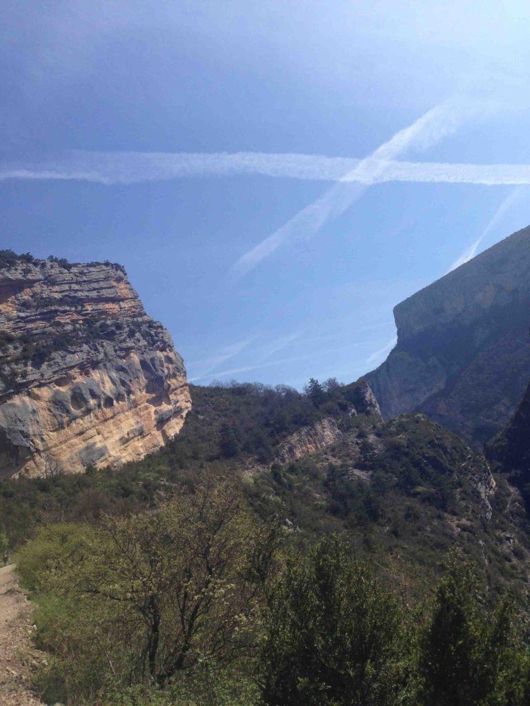 Vandring i Verdon-kløften