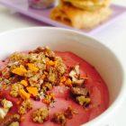 jordbæryoghurt uden mejeriprodukter - LCHF