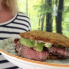 Steaksandwich: hurtig LCHF-frokost