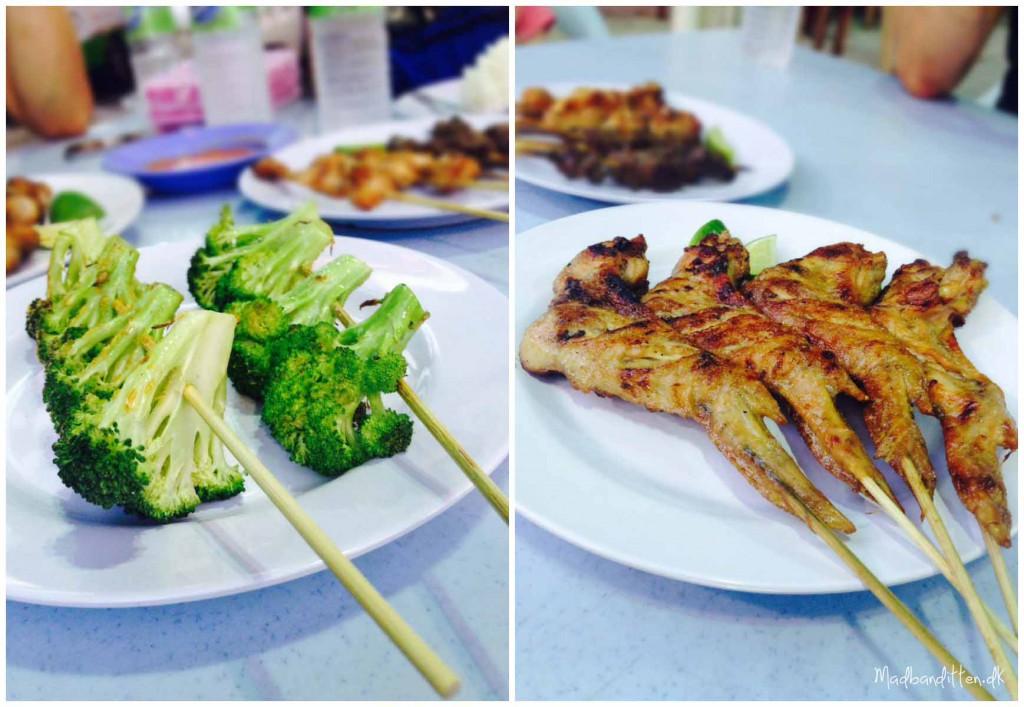 Street food, Kuala Lumpur