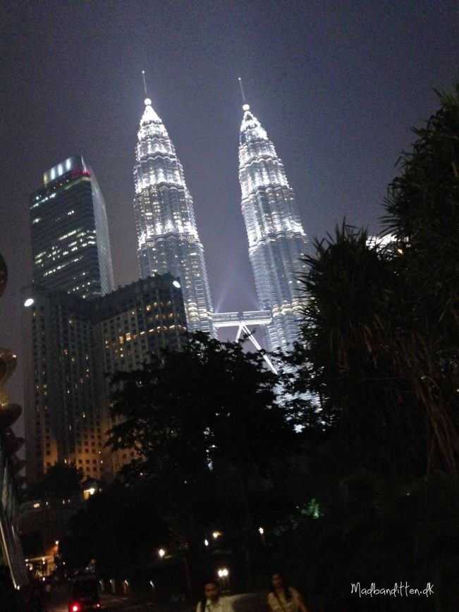 Petronastowers - twin towers Kuala Lumpur
