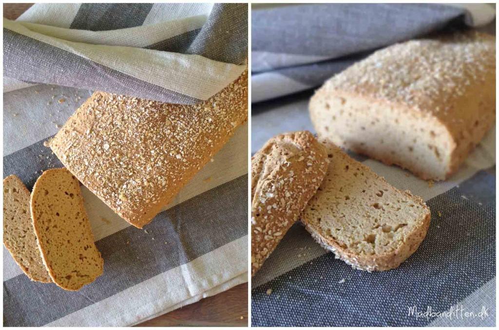 Lækkert low carb brød