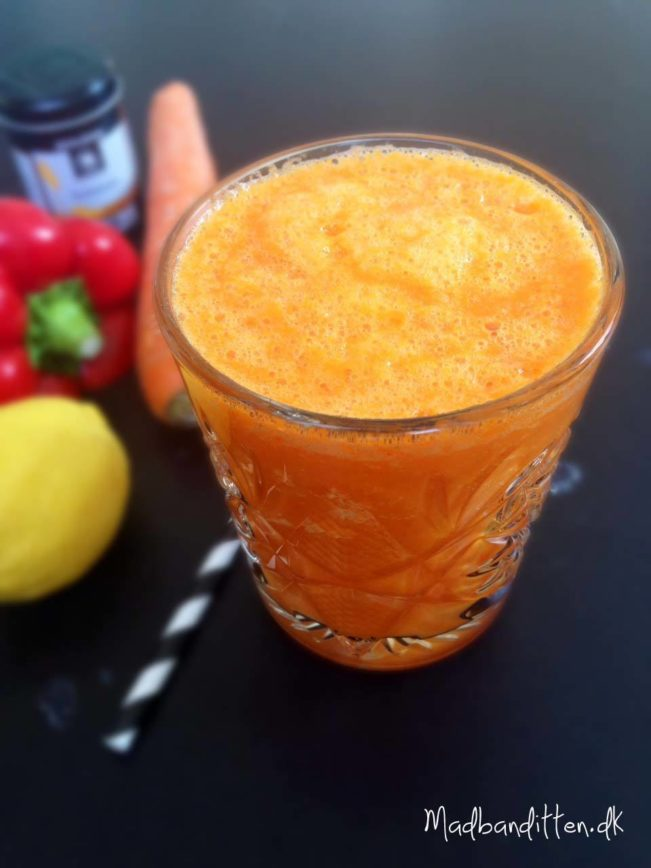 Boost dit immunforsvar med denne juice