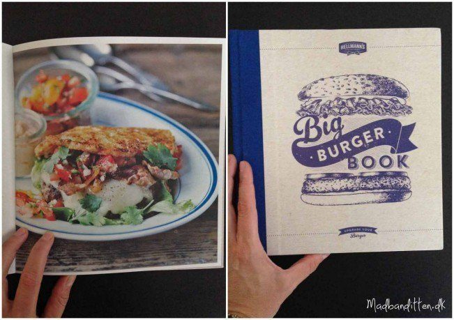 Big Burger Book
