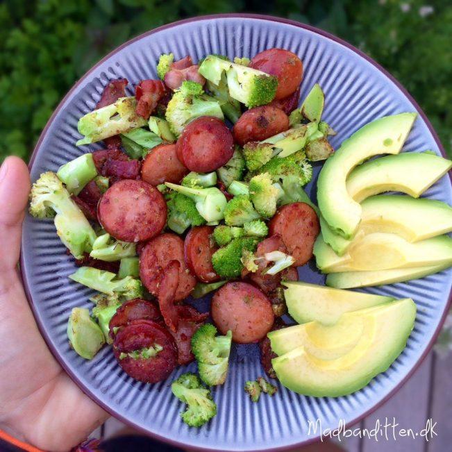 sund morgenmad uden kulhydrater
