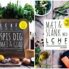 LCHF bøger collage