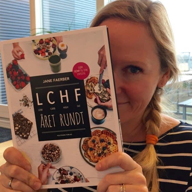 Jane Faerber - LCHF året rundt