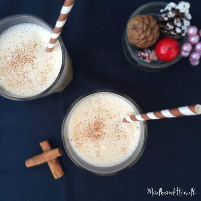 Cremet jule-chai uden mælk