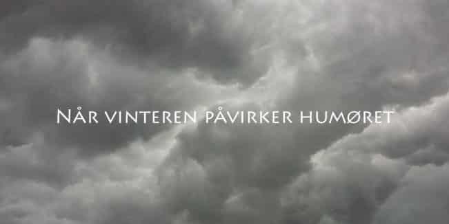 Når vinteren påvirker humøret. Om vinterdepression --> madbanditten.dk