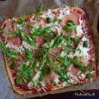 Bedste low carb pizzabund --> madbanditten.dk