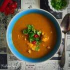 Tøm-køleskabet-suppe med smag af Thailand --> madbanditten.dk