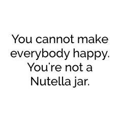 Man kan ikke være alt for alle! --> madbanditten.dk