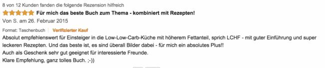 LCHF i tyskland