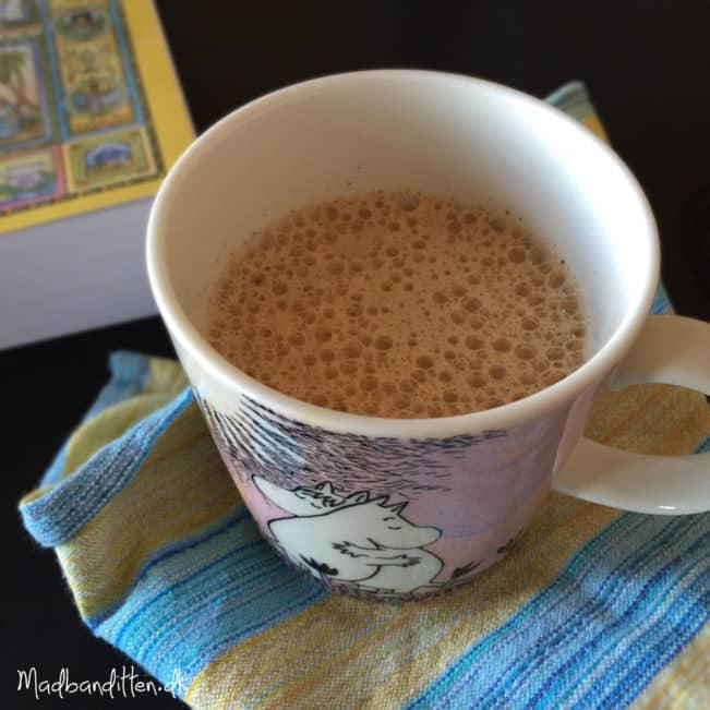 Kaffe med smør --> madbanditten.dk