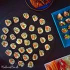 LCHF-sushi med blomkålsris --> madbanditten.dk