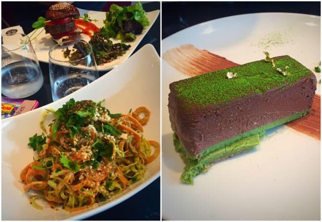 En foodies guide til gode restauranter i Paris --> Paris' første Raw Food restaurant - 42Degrès --> Madbanditten.dk