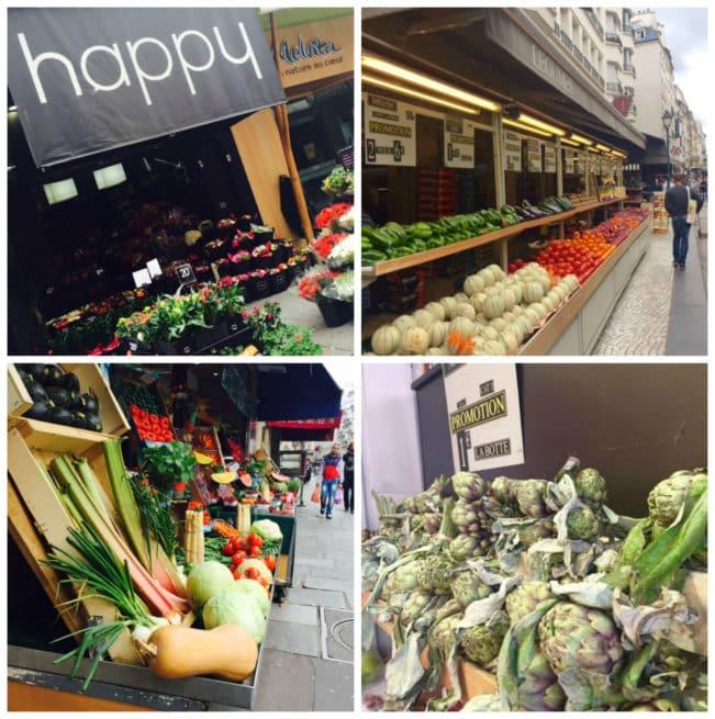 En foodies guide til gode restauranter i Paris -->Rue Montorgueil --> Madbanditten.dk
