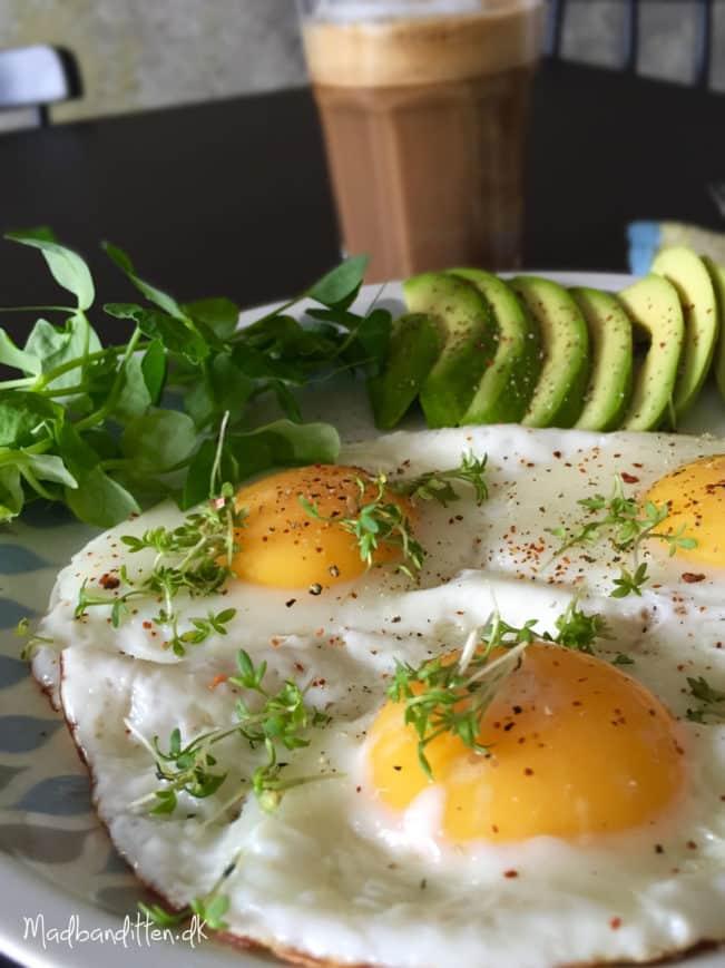 Sund morgenmad på under 5 minutter! --> madbanditten.dk