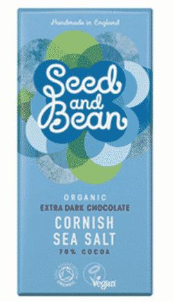 Seed and Bean - Cornish Sea Salt