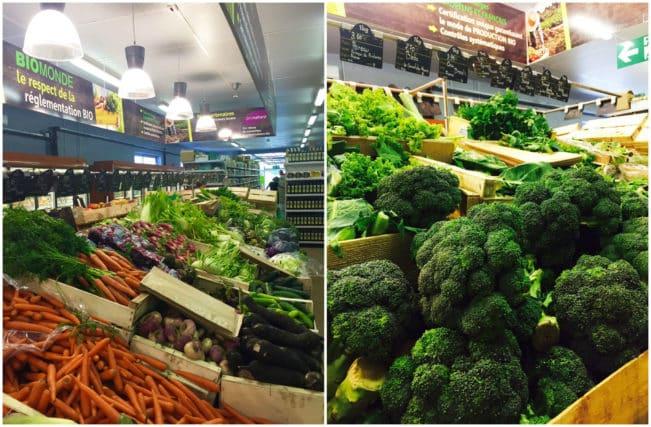 Øko-shopping i sydfrankrig -- BioMonde -- Madbanditten.dk