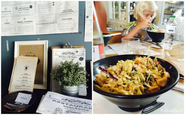 WOKI Organic Market - sund og økologisk restaurant i Barcelona --> Madbanditten.dk