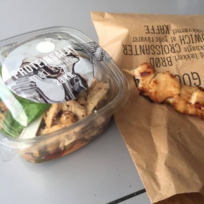 LCHF mad på farten fra 7Eleven --> Madbanditten.dk