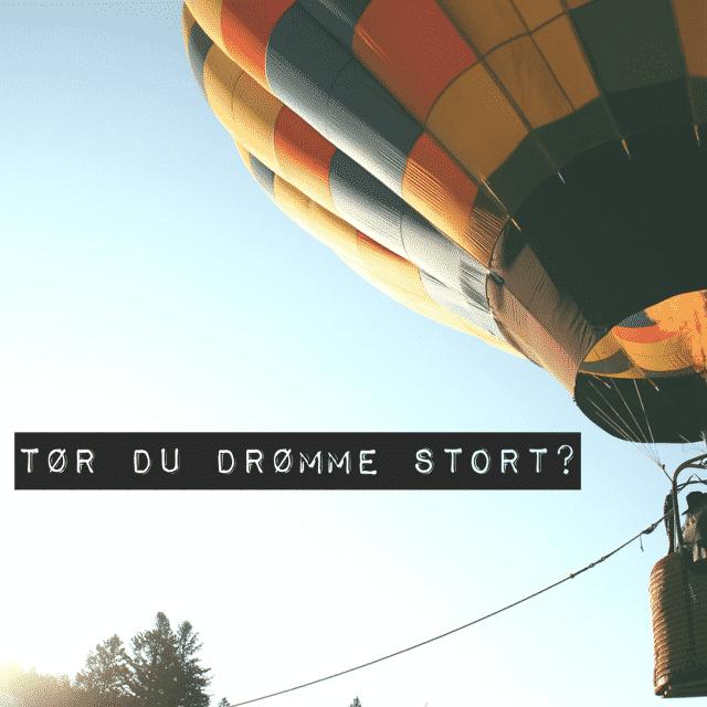 Tør du drømme stort? --> Madbanditten.dk